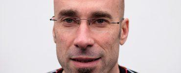 Trainer Daniele Reisinger verabschiedet sich