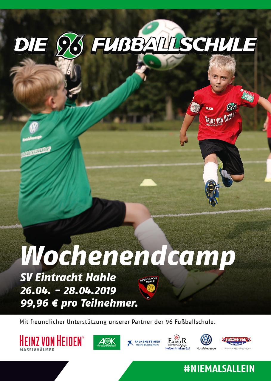 Fußballschule mit Hannover 96